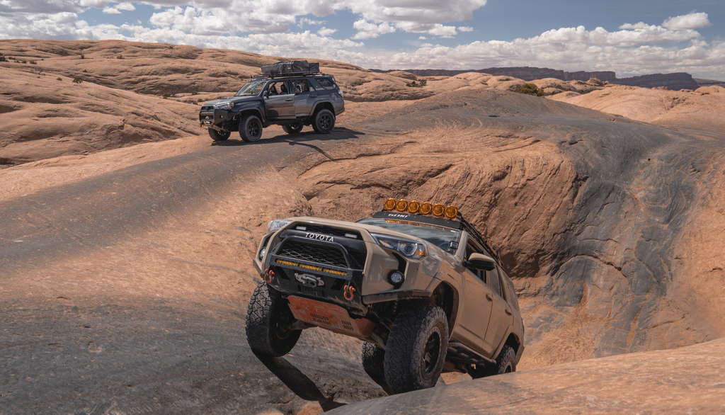 Active Off-Road Bumpstops
