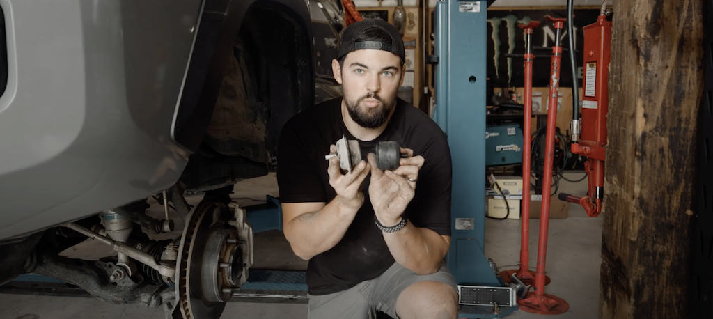 How to Install Timbren Active Off-Road Bumpstops