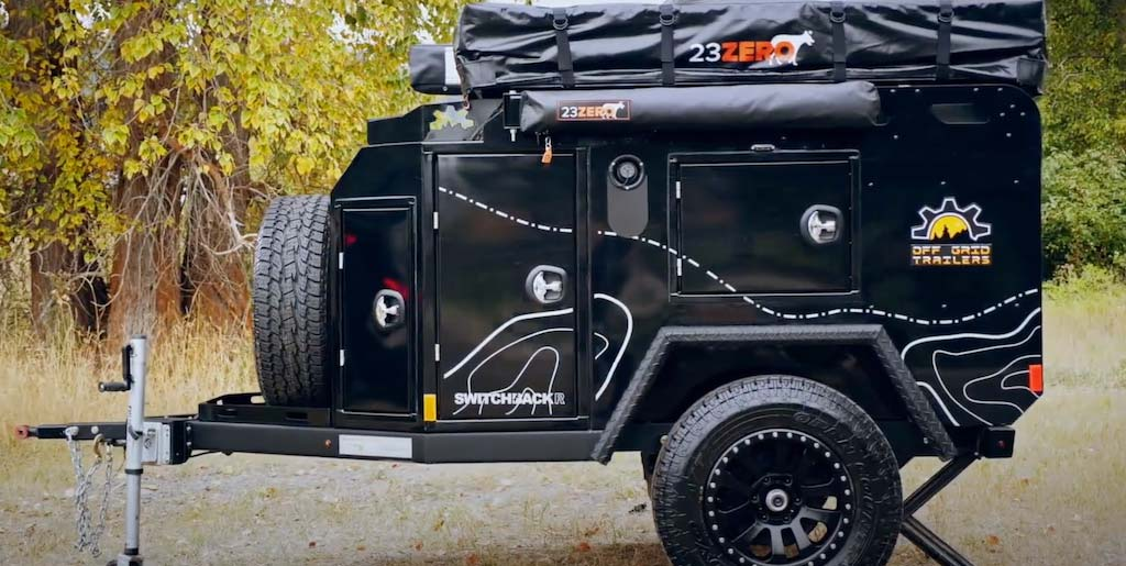 off road trailer suspension