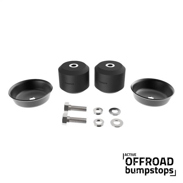 Timbren - Active Off-Road Bumpstops for Nissan Frontier & Nissan Xterra - Front Kit