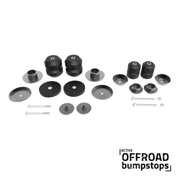 Timbren - Jeep Gladiator Front & Rear Active Off-Road Bumpstop Package