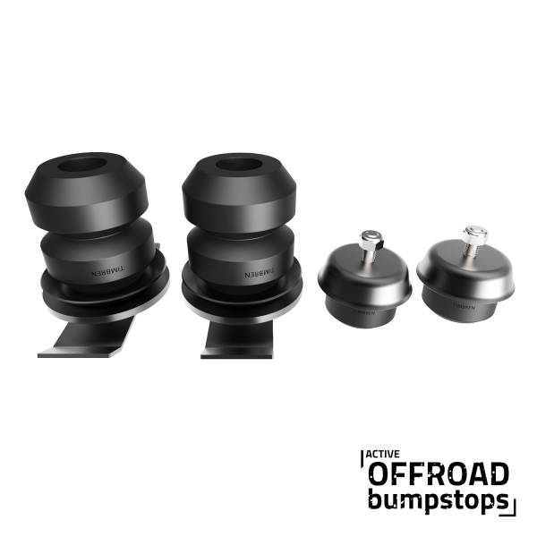 Timbren - Toyota Tacoma Front & Rear Active Off-Road Bumpstop Package