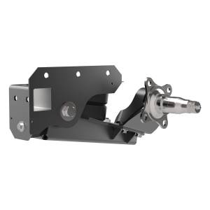2000 lb Axle-Less Trailer Suspension w/ Brake Flange - Image 1