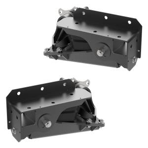 2000 lb Axle-Less Trailer Suspension w/ Brake Flange - Image 3