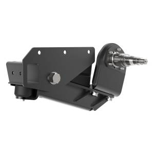 "5200 lb Axle-Less Trailer Suspension w/ 4"" Drop - Image 1"