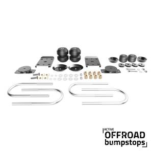 Timbren - Chevy Colorado Front & Rear Active Off-Road Bumpstop Package With U-Bolt Flip Kit - Image 2