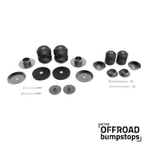Timbren - Jeep Gladiator Front & Rear Active Off-Road Bumpstop Package - Image 1