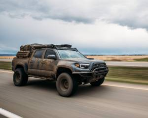 Timbren - Toyota Tacoma Front & Rear Active Off-Road Bumpstop Package - Image 3